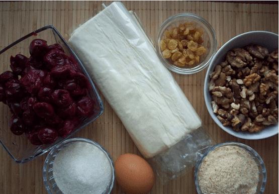 Слоеное тесто готовится намного быстрее обычного