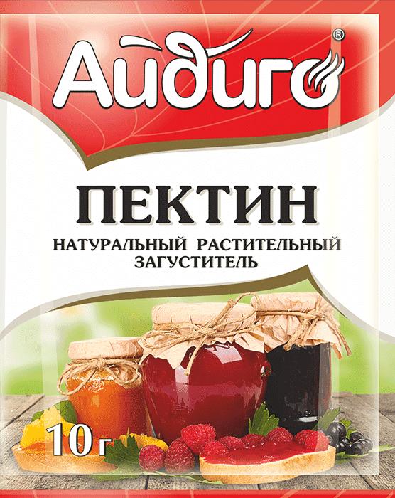 высыпьте растительный загуститель в алюминиевую посуду