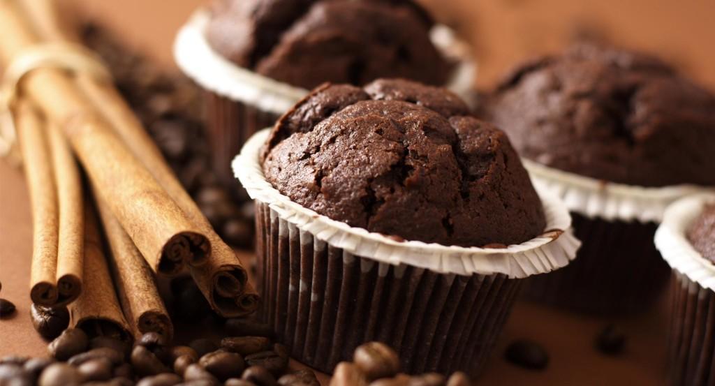 рецепты шоколадных маффинов с фото