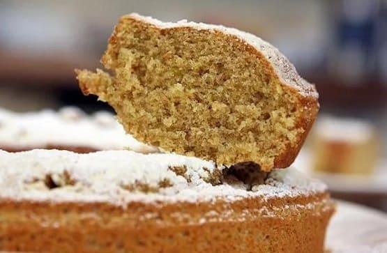 Сливочный пирог - рецепт от Юлии Высоцкой
