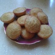 Кексы-малыши с мандаринами