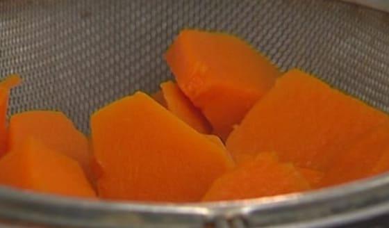Суфле из тыквы - пошаговый рецепт с фото