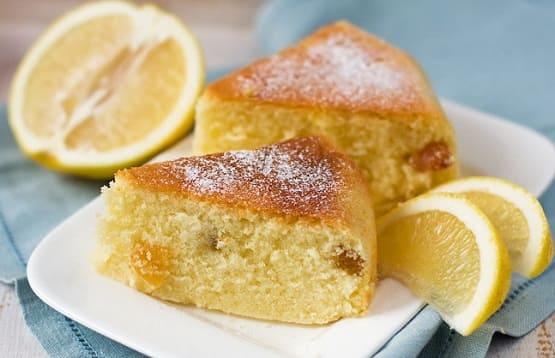 Лимонный кекс – простые рецепты