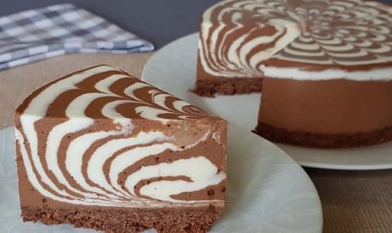 Торт «Зебра» — 7 классических рецептов пирога