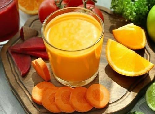 Апельсиновый смузи - простые рецепты