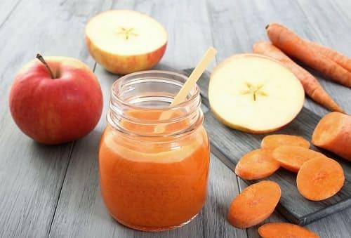 Морковный смузи - 9 полезных рецептов