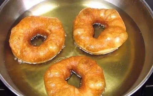 Приготовление пончиков по советскому рецепту