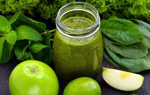 Смузи со шпинатом: 6 полезных рецептов