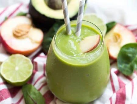 Рецепт фруктово-медового смузи с авокадо