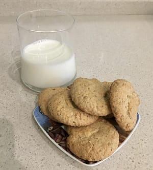 Рецепт печенья «Минутка» с фото