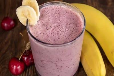 Смузи с бананом - 12 рецептов для блендера