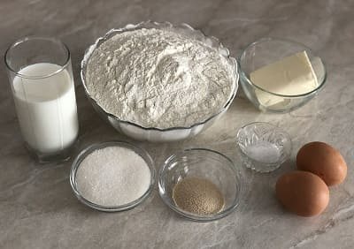 Синнабон - рецепт булочек в домашних условиях с фото