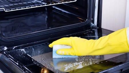 Как почистить духовку в домашних условиях