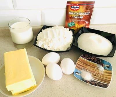 Торт «Наполеон» - рецепт приготовления в домашних условиях