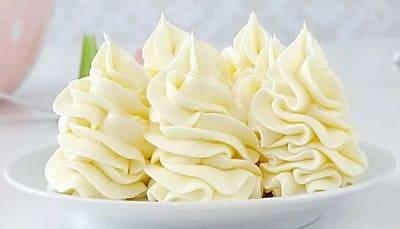 Крем-чиз на масле — рецепт для торта и капкейков
