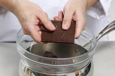 Шоколадный крем чиз - рецепт с фото
