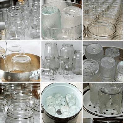 Как стерилизовать банки для консервирования в домашних условиях