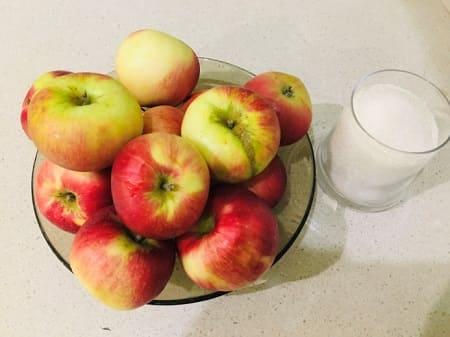 Яблочный джем - рецепт на зиму в домашних условиях