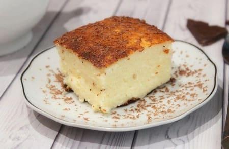 Творожная запеканка с манкой в духовке — 10 рецептов приготовления
