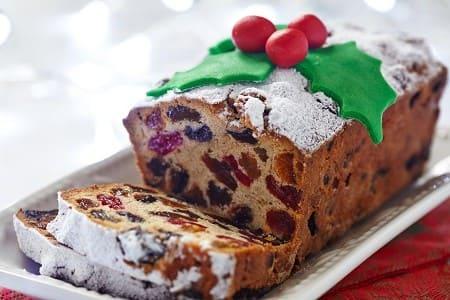 Английский рождественский кекс — традиционный рецепт
