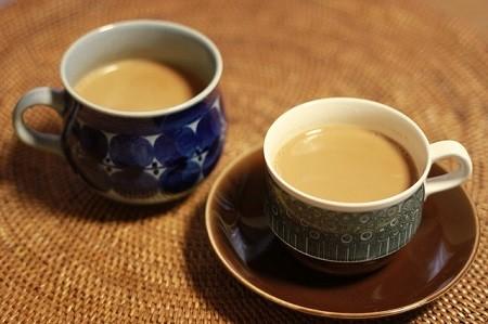Сладкий чай с молоком и пряностями по-тайски