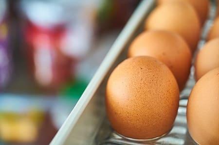Срок годности куриных яиц в холодильнике