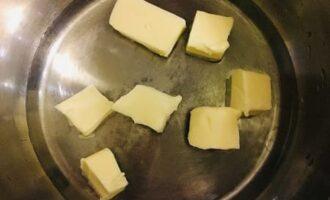 Профитроли с белково-заварным кремом — рецепт с фото