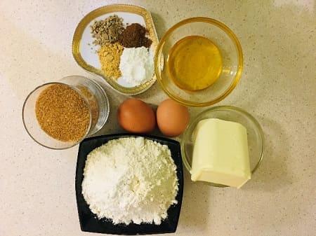 Рождественское печенье - рецепт с мёдом и пряностями