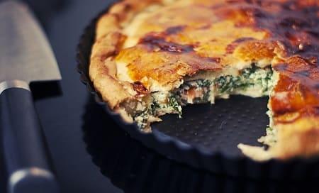 Заливной пирог — 12 рецептов приготовления в духовке