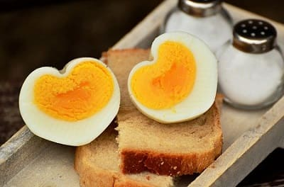 Вареные вкрутую куриные яйца: калорийность, бжу, польза и вред