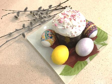 Итальянский кулич панеттоне — рецепт с фото