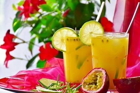 Лимонад из маракуйи - 3 рецепта в домашних условиях