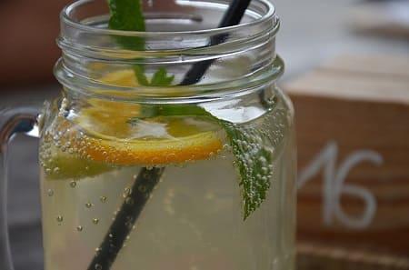 Огуречный лимонад - 8 рецептов в домашних условиях