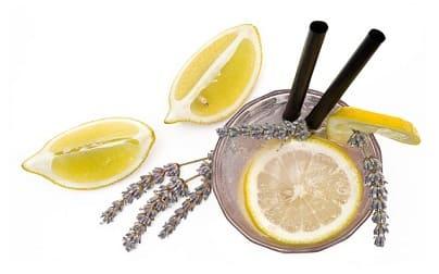 Лимонад из лаванды - рецепт приготовления