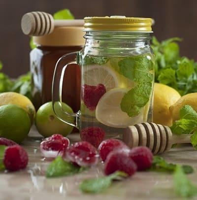 Домашний малиновый лимонад — 4 вкусных рецепта