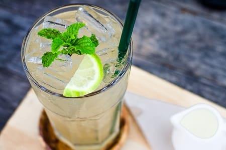 Лимонад с мятой - 7 рецептов в домашних условиях