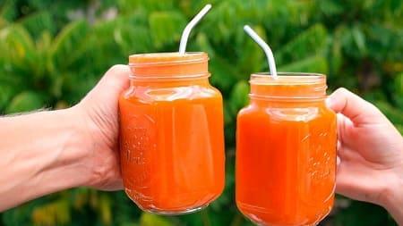 Овощные смузи - 15 полезных рецептов