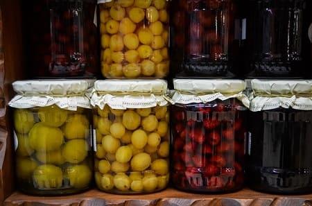 Компот из сливы на зиму — 12 быстрых и вкусных рецептов