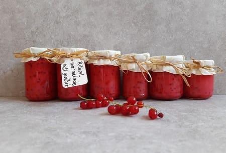 Варенье из красной смородины на зиму — 11 простых рецептов