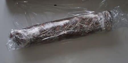 Шоколадная колбаса из печенья и какао — 9 классических рецептов