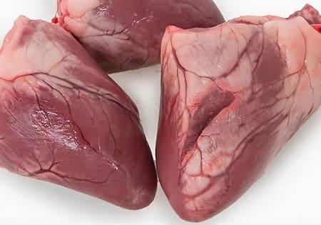 Как и сколько нужно варить свиное сердце