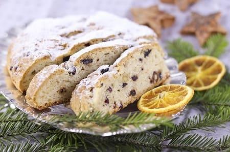 Рождественский штоллен — классический рецепт